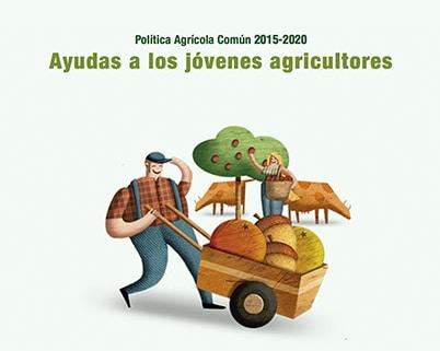 Ayudas a los jóvenes agricultores