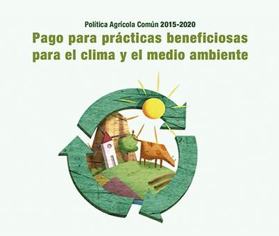 Pago para prácticas beneficiosas para el clima y el medio ambiente